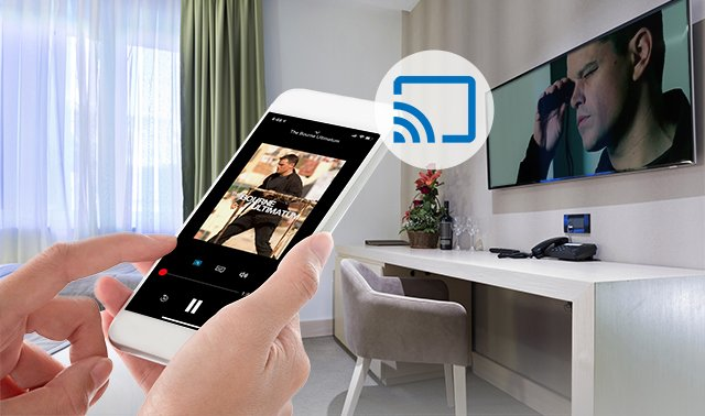BeyondTV | Hospitality TV Streaming & Casting Solutions