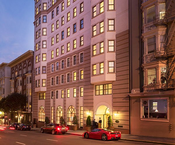 Orchard Hotels San Francisco