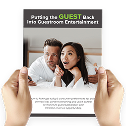 2018 Guestroom Entertainment Survey White paper