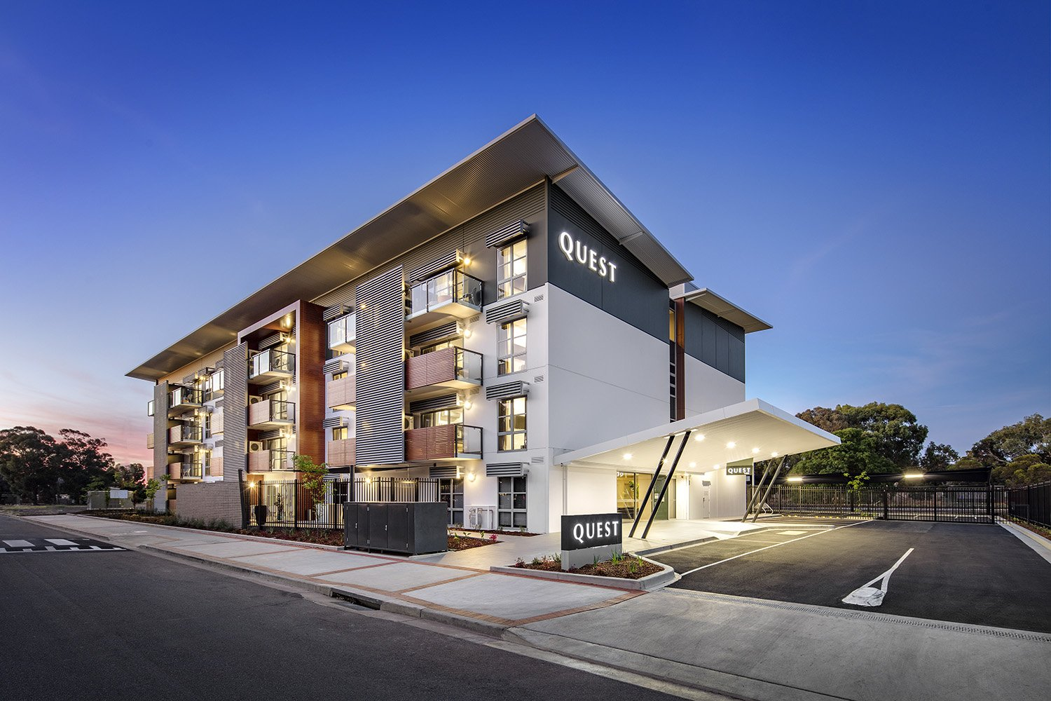 Quest Apartment Hotels, Australia – Installation Spotlight