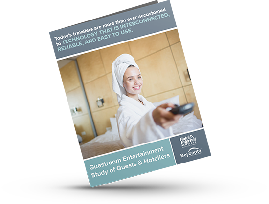 Hospitality Guestroom Entertainment Survey Full Report