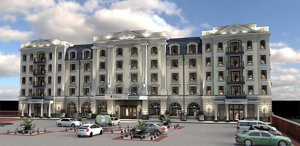 Hotel Carmichael – Installation Spotlight