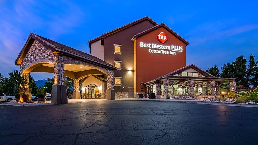 Best Western PLUS CottonTree Inn – Sandy, Utah – Installation Spotlight